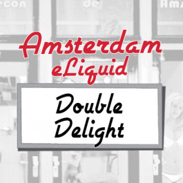 Amsterdam Double Delight e-Liquid