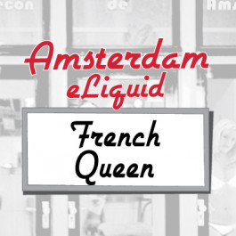 Amsterdam French Queen e-Liquid