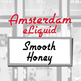 Amsterdam Smooth Honey e-Liquid
