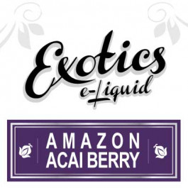 Exotics Amazon Acai e-Liquid