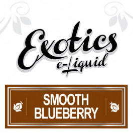 Exotics Smooth Blueberry e-Liquid