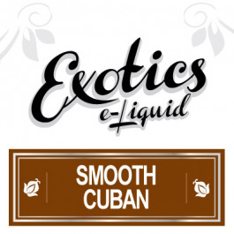 Exotics Smooth Cuban e-Liquid
