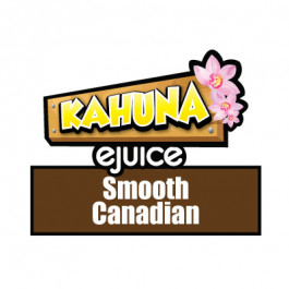 Smooth Canadian VG e-Liquid