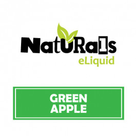Naturals Green Apple e-Liquid