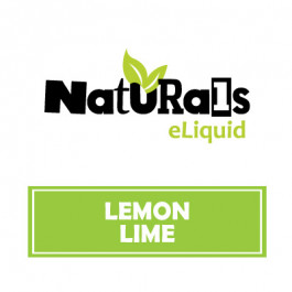 Naturals Lemon Lime e-Liquid