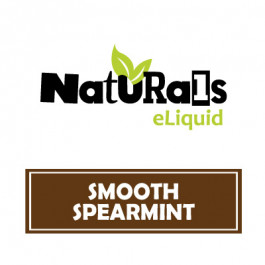 Naturals Smooth Spearmint e-Liquid