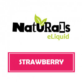 Naturals Strawberry e-Liquid