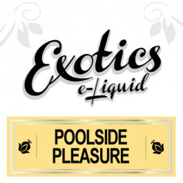 Exotics Poolside Pleasure e-Liquid
