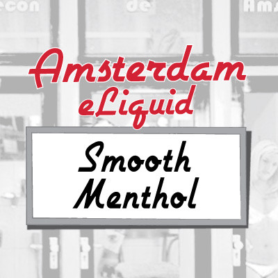 Amsterdam Smooth Menthol e-Liquid