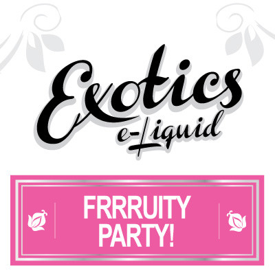 Exotics Frrruity Party! e-Liquid