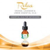 Essential Oils For Vaporizers - RELAX Essential Oil Blend