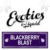 Exotics Blackberry Blast e-Liquid