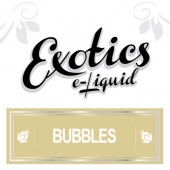 Exotics Bubbles e-Liquid