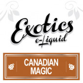 Exotics Canadian Magic e-Liquid