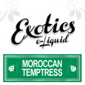 Exotics Morraccon Temptress e-Liquid