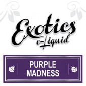 Exotics Purple Madness e-Liquid
