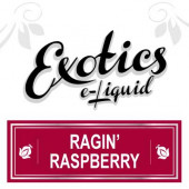 Exotics Ragin' Raspberry e-Liquid
