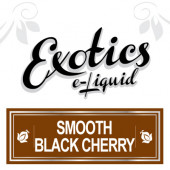 Exotics Smooth Black Cherry e-Liquid