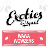Exotics WaWa Wowzers e-Liquid