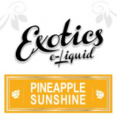 Exotics Sun Kissed Pina e-Liquid