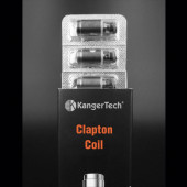 Kanger Clapton Coil for SUBTANK Series/TOPTANK Series/NEBOX 5PCS/PACK