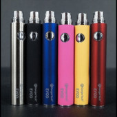 Kanger EVOD battery 650mAh 1PC/PACK (Red)