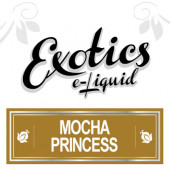 Exotics Mocha Princess e-Liquid
